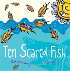 FB 11 Ten scared fish