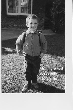 First day at school copy
