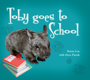 Toby goes to School