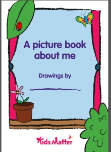 A picture book about me from Kids Matter