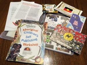 Aboriginal childrens self publishing kit