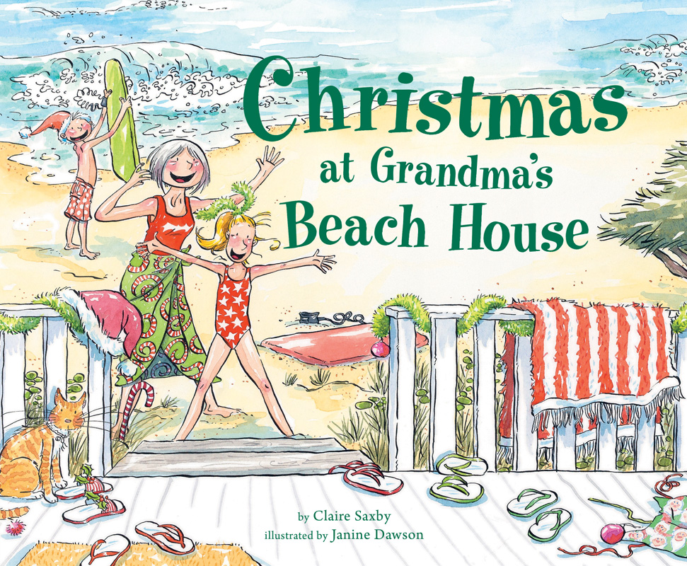 christmas at grandmas beach house - Christmas Story For Toddlers