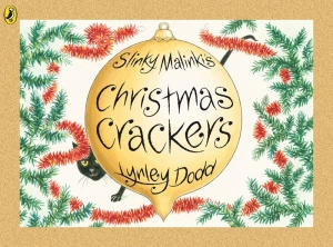 Slinky Malinki's Christmas crackers from 100 Stories Before School Australian stories Christmas booklist, with some extra old favourites.