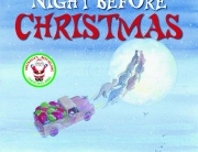 An Aussie Night Before Christmas from 100 Stories Before School Australian Christmas Booklist 2015