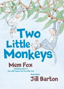 Two little monkeys Mem Fox and Jill Barton