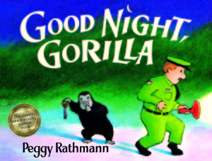 goodnight gorilla Peggy Rathmann