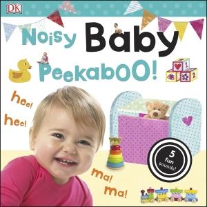 Noisy Baby Peekaboo Dorling Kindersley