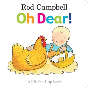 Oh dear by Rod Campbell Pan Macmillan