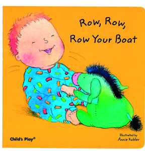 Row row Row Your Boat by Annie Kubler