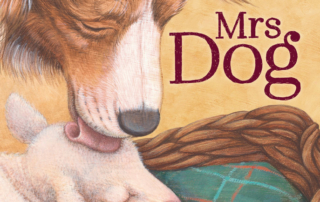 Mrs Dog post by 100 Stories Before School